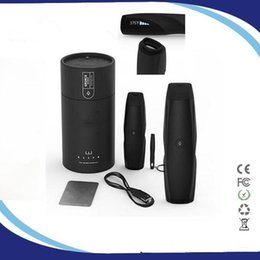 Wholesale Ecig Pro - Snoop Dogg Elite Vaporizer Pen Dry Herbal G-Pro Ecig Starter Kits with OLED Screen Ceramic Heating Element Vape DHL Free