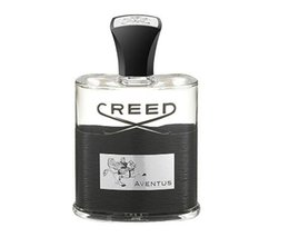 Wholesale Perfume Oz - 2017 New 120Ml Creed Aventus Perfume For Men Cologne 4Fl Oz With Long Lasting Time Good Smell Good Quality High Fragrance