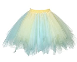 Wholesale Plus Size Winter Mini Skirt - Elegant Tutu Skirt Plus Size Mini Length Sexy Tulle Skirts Customize To Any Color And Size Short Skirt Fashion Factory custom
