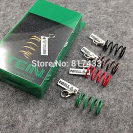 5 couleurs en alliage de zinc Tein Suspension S-Tech Vert Printemps Porte-clés Porte-clés pendentif mode tuning porte-clés ? partir de fabricateur