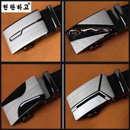 Canada Mode boucle automatique mens ceintures ceinture en cuir véritable style européen ceintures pour hommes 12 STYLE vente chaude cheap european mens belts Offre