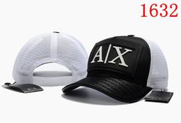 Wholesale Caps Hundreds - 2017 fashion AX hats Brand Hundreds Tha Alumni Strap Back Cap men women bone snapback Adjustable panel Casquette golf sport baseball Cap