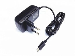 Wholesale Ac Usb Power Cord - 5V 2A Micro USB AC DC Wall Charger Adapter Power Supply Cord For Raspberry Pi