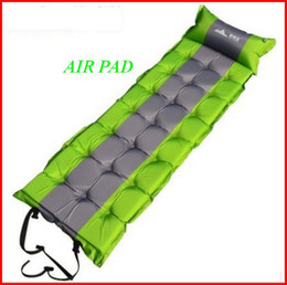 Wholesale Quality Car Mats - Brand New Air pad Sleeping bed Moisture Mats With High Quality Memory Foam for outdoor camping 5pcs lot free shipping