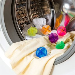 abbigliamento coreano Sconti Corea nuovo stile forte decontaminazione palla di pulizia lavatrice palla lavaggio vestiti per la casa vestiti strumento di pulizia IA738