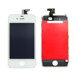 Wholesale Iphone4 Lcd Digitizer Assembly - In stocks For iPhone4 Replacement LCD Touch Screen Digitizer Assembly