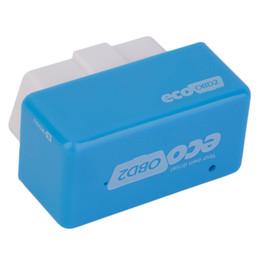 2019 obd adapter volvo Wholesale-BD2 Chiptuning Box Plug and Drive Wirtschaft OBD2 Niedriger Fue Diesel Auto Blau Heißer Verkauf