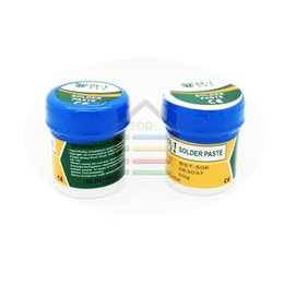 Wholesale Solder Grease - New 2pc Lot Sn63 Pb37 Soldering Repair Solder Paste Welding Fluxes For Electric Soldering Station Tin Cream Seal Grease Tools order<$18no tr
