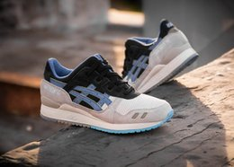 Wholesale Cheap Basketball Shoes For Women - Whosale 2016 Best Asics GEL-Lyte III Men Women Running Shoes High Quality Cheap Training Fashion For Sale Online Retro Basketball Shoes