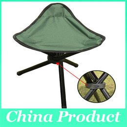 Wholesale Wholesale Foldable Chair - Fishing Chair Cheap Portable Folding Lightweight Outdoor Chair Foldable Camping Chair Seats Beach Picnic Garden Chairs 3 Colors