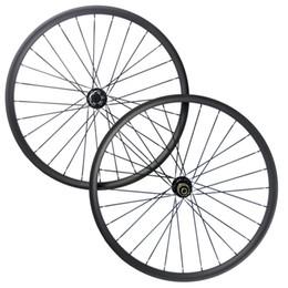 Wholesale 26 Inch Mountain Bike Wheels - High quality MTB carbon wheel 27.5ER 35mm width carbon wheelset for mountai bike wheelset carbon wheel