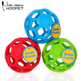 Wholesale Golden Teeth - Cheap Drain Food Ball Dog Toy Natural Non-Toxic Rubber Teddy Golden Dog Geometric Toy Ball Bite-Resistant Teeth 3Colors