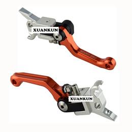 Wholesale ktm brake lever - Off-road Motorcycle KTM Brake Handle CNC Brake Horns