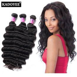 Wholesale Healthy Hair Color Products - Peruvian Loose Wave human hair bundles Healthy Wet and wavy Hair Products Peruvian loose Wave Human Hair Bundles
