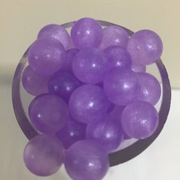Wholesale Water Beads Wholesale Price - 10KG LOT, MAGIC GLITTERED Water Beads Crystals Soil Bio Gel Ball Beads WEDDING VASE CENTERPIECE, 6 Colors To Pick, Factory Price