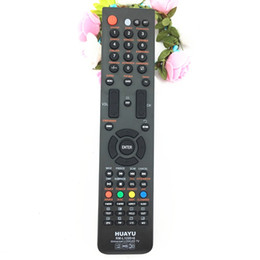 Wholesale Lcd Universal Remote Control Tv - Wholesale-1PCS Universal TV remote control LCD LED HD 3D SMART USE FOR SONY SAMSUNG TOSHIBA PANASONIC SANYO SONY SHARP controller