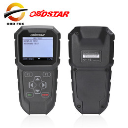 Wholesale mileage adjustment - Original OBDSTAR J-I key programming and mileage adjustment TOOL free update online Special design for Japanese Vehicles