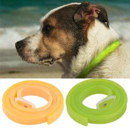 Wholesale Cat Flea Tick Collars - 2017 NEW Arrival Dog Cat Repel Tick Flea Quick Kill Remover Pet Protection Aroma Neck Collar