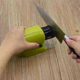 Wholesale Multi Sharpener - Electric Sharpeners Multi-function Sharpeners Kitchen Supplies Suitable For All Kinds Of Tools DHL Free Shipping WX-C19