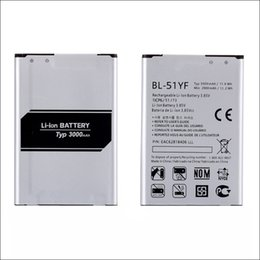 Wholesale G4 Batteries - Genuine New For LG G4 Battery Replacement high quality 1PCS with free epacket and repair tool kit