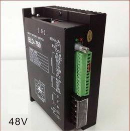 Wholesale 24v Brushless Dc Motors - 24V 36V 48V BLDC Motor Driver Controller 750W 18V-50V DC Brushless DC Motor Driver BLD-750