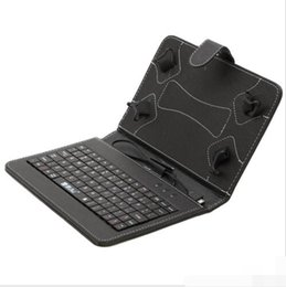 """Wholesale Irulu Kids Tablet Pink - Q88 7"""" Tablet PC Leather Keyboard Stand Case For 7 Inch iRuLu Kids Tablet PC Q88 7"""" Keyboard Cover Case"""