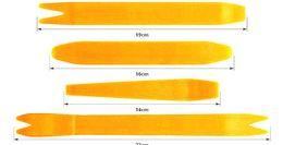 Wholesale Bmw E46 Trim - New 4pcs Auto Car Radio Panel Door Clip Trim Dash For BMW E46 E52 E53 E60 E90 E91 E92 E93 F01 F30