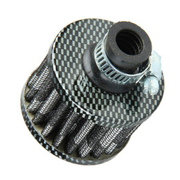 Wholesale Air Breather - Hot Sale Turbo Vent Crankcase Breather Universal Car Motor Cold Air Intake Filter