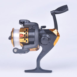 Wholesale Fly Spinning Rod - Fishing rod hand wheel Fishing Reel Carp Fishing Reels Molinete Pesca Feeder Spinning Reel Freshwater Saltwater Fish Gear