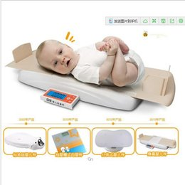 Wholesale Scale Height - Baby height and weight 2-in-1 scale, Infant swimming pools, baby room, hospital care, home weight scale high precision balance