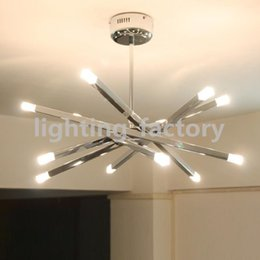Wholesale Star Lighting Ceiling Living Room - Modern Style Horizon Stars Ceiling Light Creative Metal Lights Bedroom Diningroom Living Room Ceiling Light Lighting Fixture Free shipping