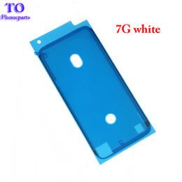 500 ADET Ön LCD Çerçeve Konut Su Geçirmez Sticker 3 M Ön-Kesim Yapıştırıcı Tutkal Bant Sticker iPhone 6 s artı 6 sp 7 7g 7 Artı cheap iphone cut nereden iphone kesimi tedarikçiler