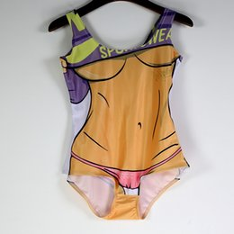 Wholesale Yellow Body Suit - Fashion Swim Suit Breathable Slimming Swimming Wear Cover Belly High Elastic Summer Beach Sets Woman Popular Sexy Body Beachwear LNSst