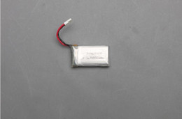 Wholesale Rc Helicopter Upgrades - Upgraded 500mAh Battery For Syma X5C RC Quadcopter 5pcs lot 1S 3.7V 500mah 650mAh Lipo Battery For X5C X5 RC Drone