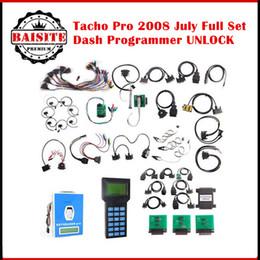 Wholesale Mileage Change Ford - Best Quality Tacho Pro 2008.07 Version Tachopro Unlock universal dash programmer tacho pro Odometer Correction Kits Change Car Mileage Tool