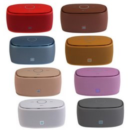 Wholesale Kingone K5 Application - New Original Kingone K5 APP wireless Bluetooth Mini Speaker with Unique APP application control technology iphone Samsung S7 Cellphone Phone