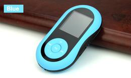 Видеокамера с картой памяти онлайн-Портативный MP3-плеер 1,8-дюймовый ЖК-экран спорт mp3 памяти SD слот для карт музыкальный плеер радио FM Электронная книга видео плеер