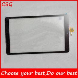 Canada Vente en gros - 1 Pcs / Lot 10.1 pouces Nouvelle Marque Blanc et Noir Tablet PC Écran Tactile pour LWGB10100180 écran tactile pour Tablette Alcatel Pixi 3 supplier alcatel brand Offre