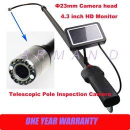 Canada Endoscope industriel léger d'appareil-photo flexible de l'appareil-photo 23mm de poids léger de fibre de carbone d'appareils photo d'inspection télescopiques Offre