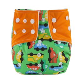 Wholesale Wholesale Diapers For Newborns - Baby waterproof pants Adjustable Reusable Washable Baby Cloth Diaper Leak proof diaper for newborns free shipping