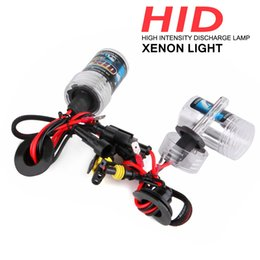 Wholesale 55w Xenon Hid Conversion Kit - US Stock! 55W HID Conversion Xenon Kits Headlight 880 881 4300k 6000k 8000k 10000k Car LED Bulbs DHL Free