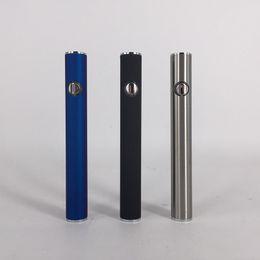 Wholesale V5 Pens - Hot Sale 380Mah Max Preheating Rechargeable Battery Adjustable Voltage Vaporizer Pen For Amigo Liberty V5 V7 Cartridges