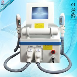 Wholesale Ipl Hair Removal Machines - 360 magneto optical OPT IPL skin rejuvenation SHR hair removal machine