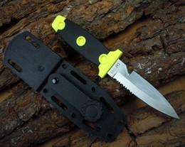 Coltello da immersione Kershaw 1008 Tipo di gomma antiscivolo superiore 440c lama da campeggio coltello da caccia pieghevole 1 pz spedizione gratuita da