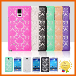 Wholesale Iphone Case Luxury Lace - Luxury Majestic Sunflower Lace Elegant Flower Phone Protective Case Cover for iphone 5 5s 6 6s plus Samsung Note7 S7