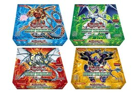 Wholesale Yugioh Cards Wholesale - 2017 Yugioh Cards Game , Funny Board Game English Edition ,216PCS Collection Cards Play With Friends Family Children Gift