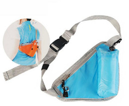 Wholesale Bottle Holder Belt - Travel Pouch package personal phone pockets Quadra Hydro Belt Bag - Water Bottle Holder - Drinks sport Running Jogging Cycling