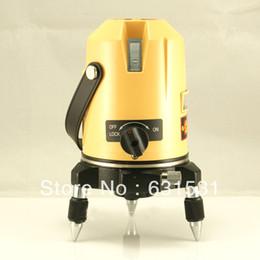 Wholesale Level Automatic - Wholesale-New Fukuda Automatic Self Leveling 5 Line 1 Point 4V1H Laser Level EK 234P