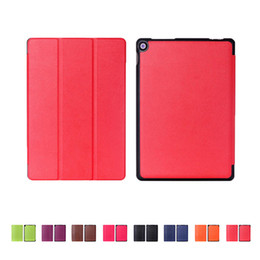Wholesale Premium Leather Cases - S5Q Premium Magnetic Leather Folding Stand Cover Case For ASUS ZenPad 10 Z300C AAAGDJ