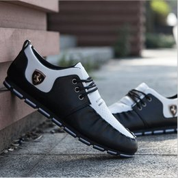 Wholesale New Korean Sneakers - 2016 new Fashion korean sneaker men shoes winter men sneakers autumn men flats men's Flats shoes breathable casual shoes